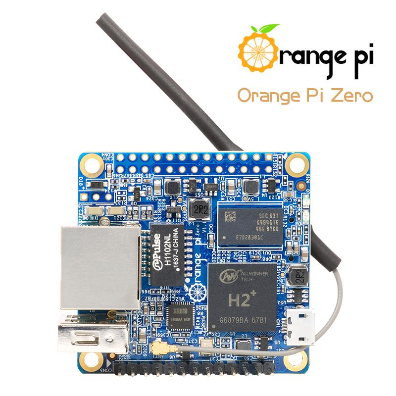 Orange Pi Zero - instalace Armbian linuxu