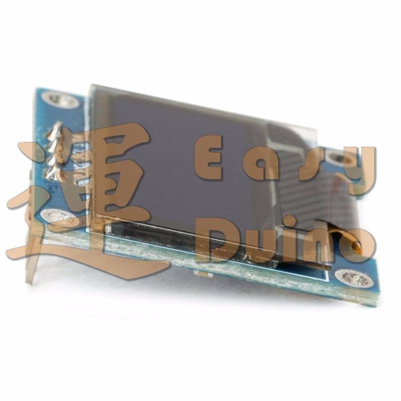 "OLED 128x64 0,96"" display bílý 128 x 64 I2C"