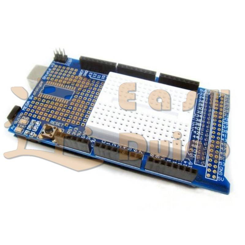 Prototype shield pro Arduino MEGA, DUE protoshield