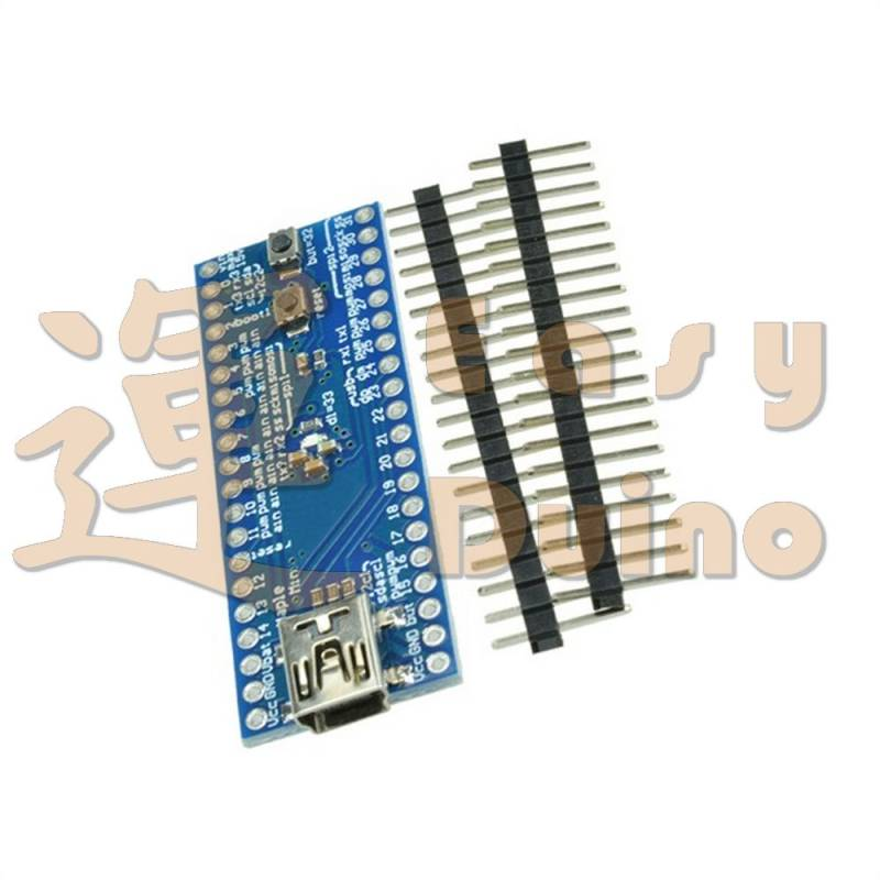 STM32F103CBT6 kompatibilní s Leaf Maple mini
