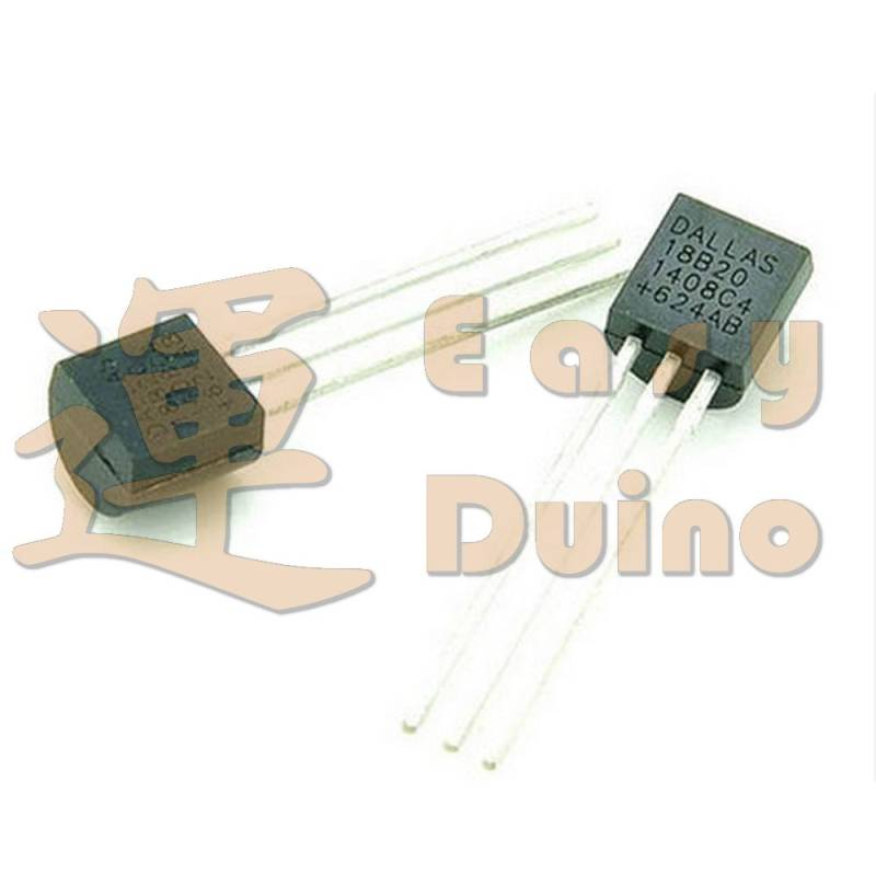 Dallas DS18B20, one wire senzor teploty