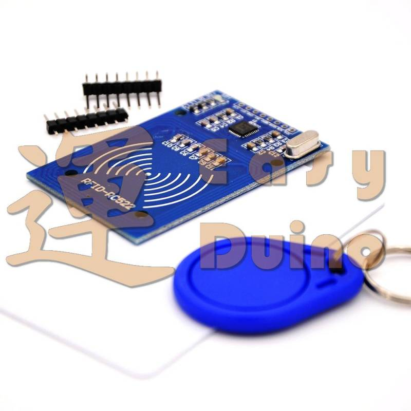 Movement of a tag RFID-UHF with Arduino UNO