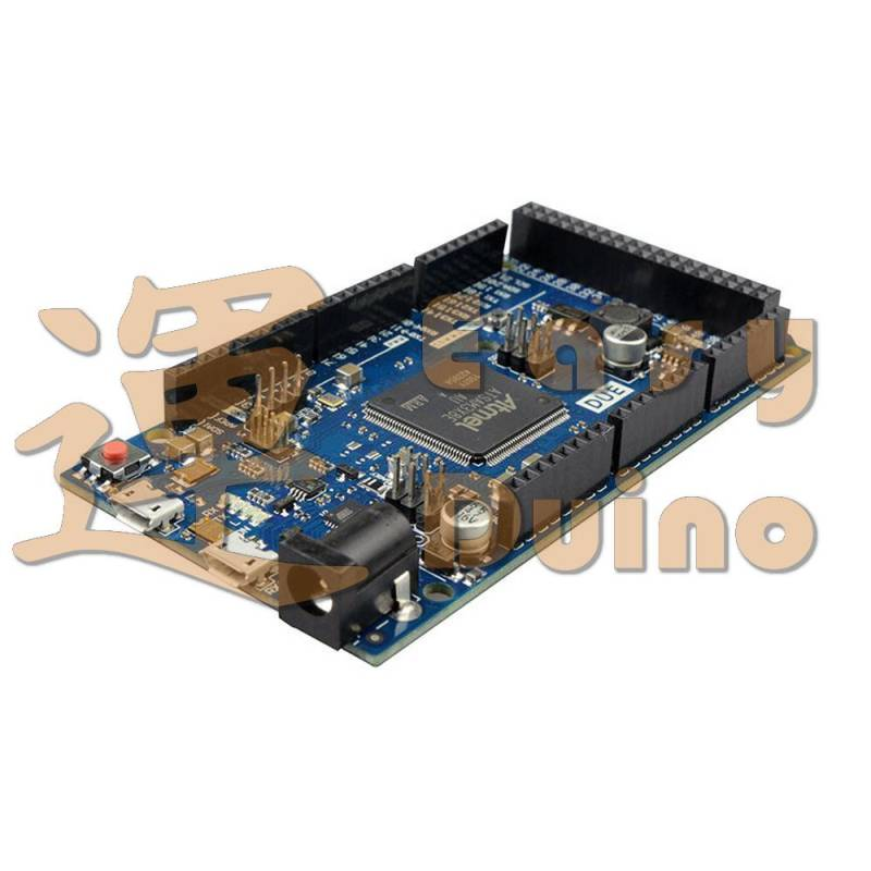 DUE ATMEL AT91SAM3X8E, kompatibilní s Arduino