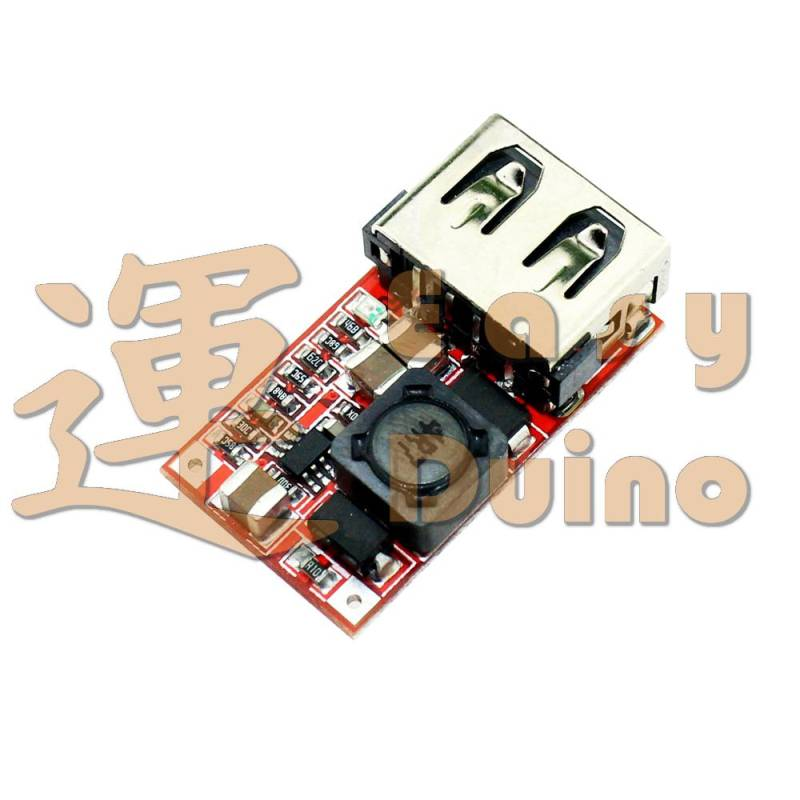 USB DC-DC 6-24V na 5V step-down s USB
